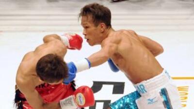 Akifumi Shimoda destronó a Lee Retsuri.