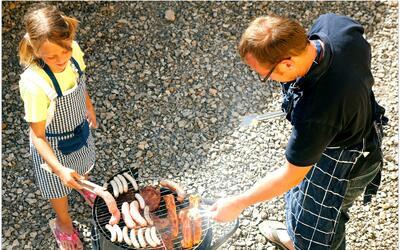 Manos a la obra: vuelve la temporada de barbecues