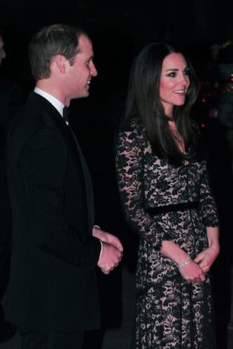 Lo que ha levantado más rumores es el comentario que hizo la duquesa dur...