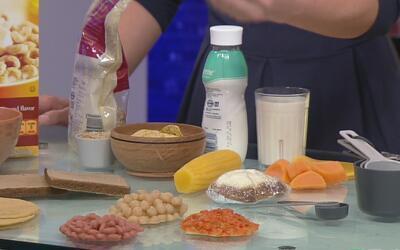 ¿Cómo calcular las porciones correctas de alimentos para bajar de peso?