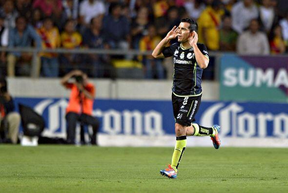 Juan Pablo Rodríguez es otro emblema del equipo lagunero pues es el esla...