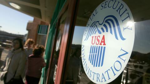 Oficina del Seguro Social.