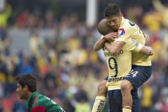 A diferencia del primer caso Oribe lleva cuatro goles en el torneo, que...