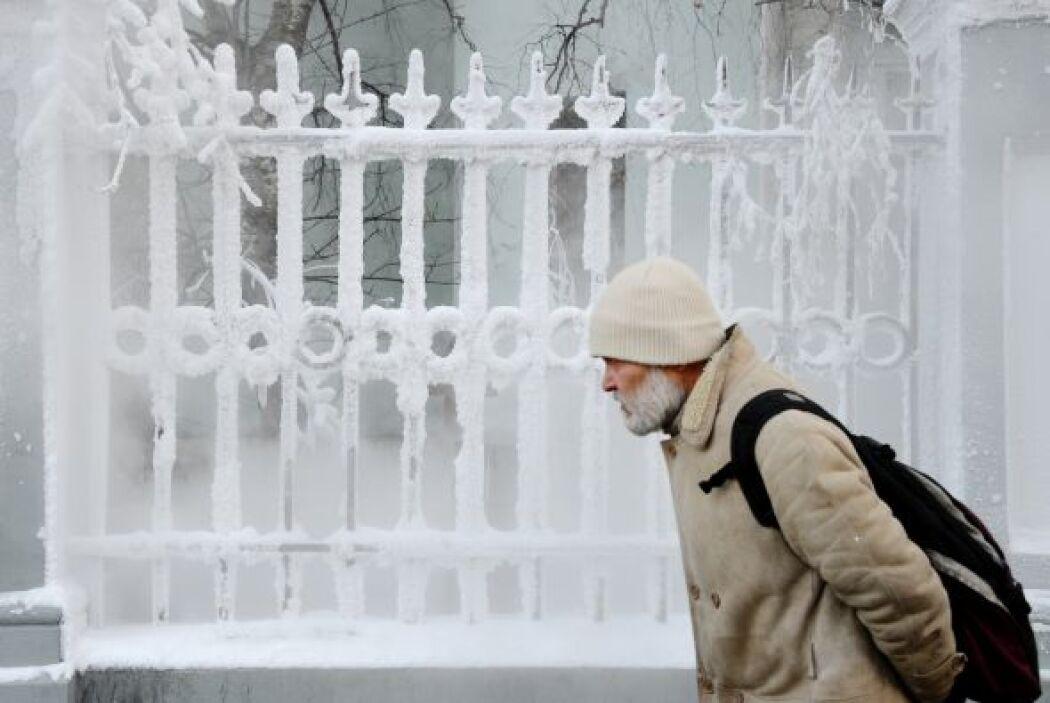 Desde la llegada de la ola de frío son ya más de mil los ingresos hospit...