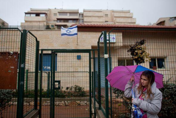 Israel seguirá adelante con la polémica construcción de viviendas en una...