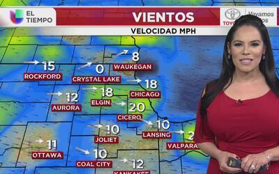 Chicago está a la espera de un frente frío