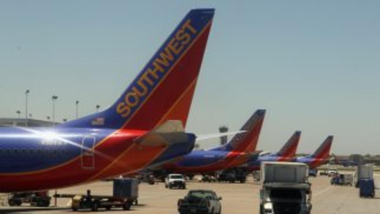Un vuelo de Southwest Airlines hizo un aterrizaje de emergencia el viern...
