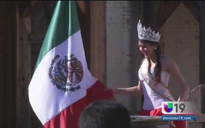 Sacramento celebra el Día de la Bandera mexicana