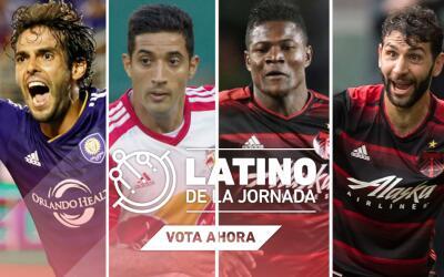 Latino de la Jornada 12 - FutbolMLS