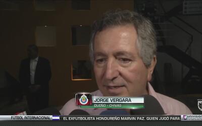 Jorge Vergara: ''Ya está bien amargado el Centenario''
