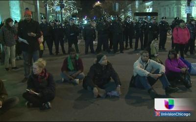 Se esperan más protestas este viernes
