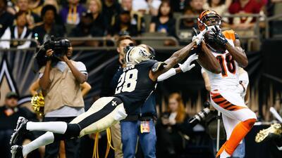 Highlights Semana 11: Cincinnati Bengals vs. New Orleans Saints