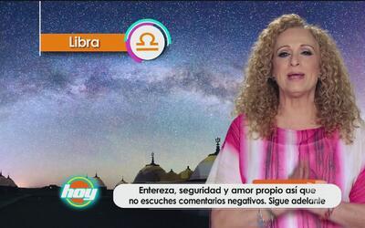 Mizada Libra 11 de octubre de 2016