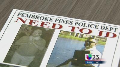Policía busca a 'mirón' en Pembroke Pines