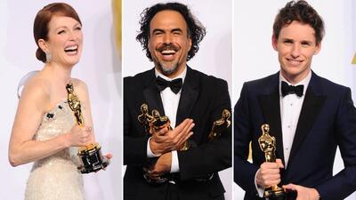 Oscar 2015: Alejandro González Iñárritu y todos los ganadores