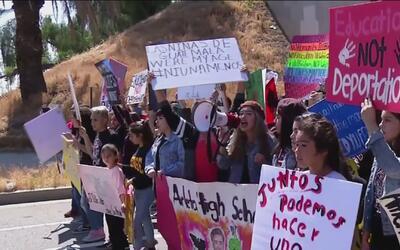 Campesinos de California realizaron la Marcha por la Justicia en honor a...