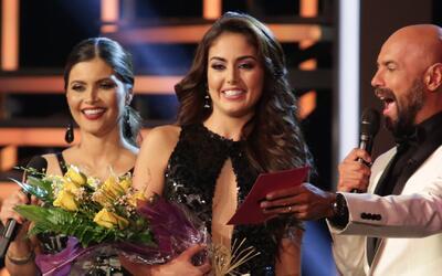 Bárbara Turbay fue la tercera finalista