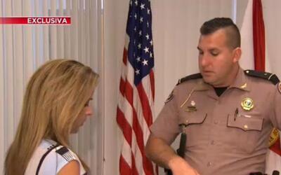 Patrulla de carreteras responde a nuestras preguntas tras la detención d...