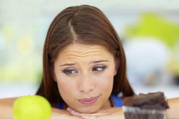 5. Evita por completo las dietas restrictivas: Nada es peor que alguien...