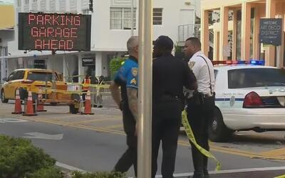 Tiroteo en South Beach deja tres personas detenidas