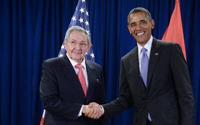 Nueva política de Obama hacia Cuba es de abrazarse a los dictadores lati...