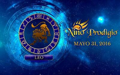 Niño Prodigio - Leo 31 de mayo, 2016
