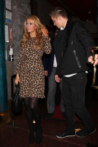 Pero si se trata de un evento elegante, la 'socialité', Paris Hilton ha...
