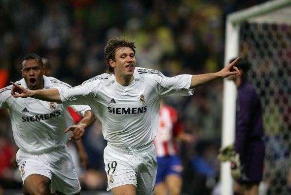 Un italiano se quedó con las ganas de brillar con el Real Madrid, Antoni...