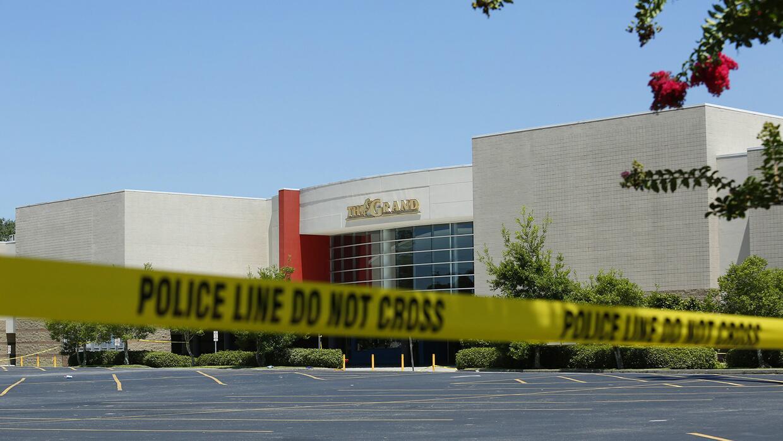 Teatro donde ocurrió el último tiroteo en EE.UU.