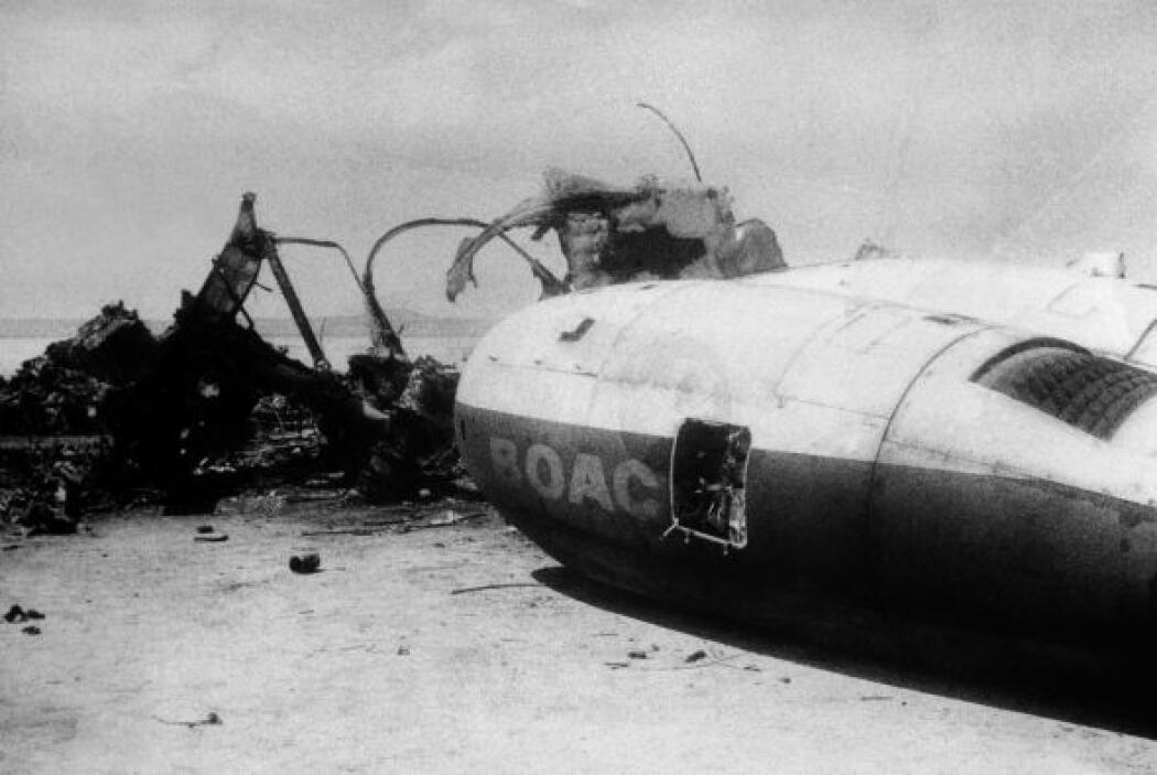 30- La BOAC o British Overseas Airways Corporation suma 632 fallecidos....