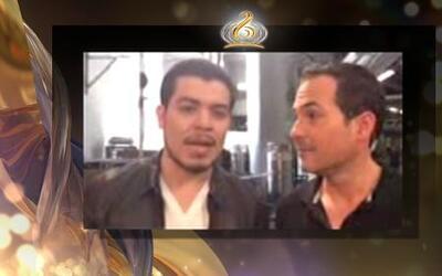 Noel Torres nos confesó quién es su 'celebrity crush'