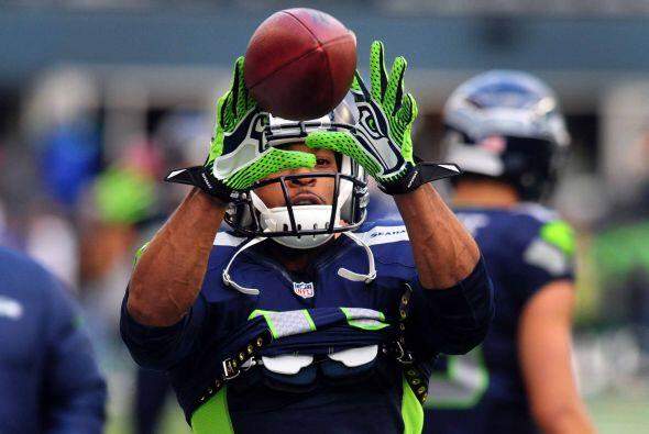 3. Percy Harvin, receptor Seattle Seahawks.