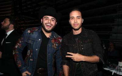 Gerardo Ortiz y Prince Royce