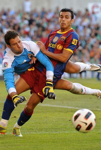 Las llegadas del Barça no paraban y era cuestión de tiempo...