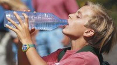 Los pronósticos dicen que la ola de calor va a disminuir para el fin de...