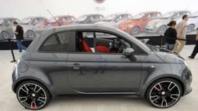 Con la llegada del Fiat 500 a EU, no podía faltar una versión modificada...