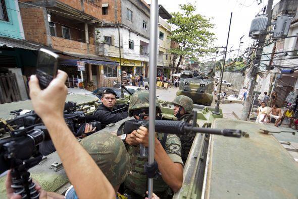 Cabral, ratificó que 'mientras no haya paz no se conquista el est...