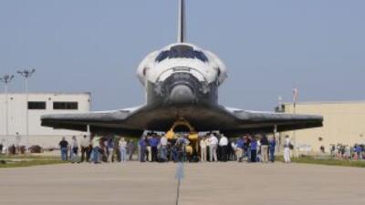 El Atlantis viajará a la Estación Espacial Internacional (ISS) con provi...