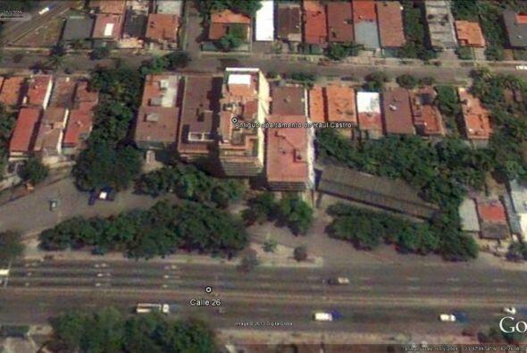 """Mirta María también tiene un apartamento en La Habana en un lugar """"exclu..."""