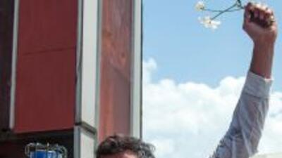 Leopoldo López se entrega