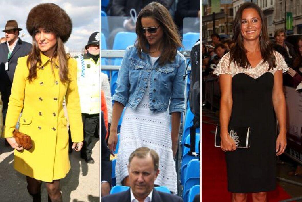 Las prendas de la hermana de Kate Middleton siempre reciben los mejores...