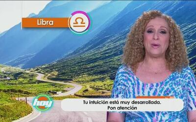 Mizada Libra 28 de julio de 2016