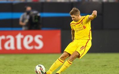 Steven Gerrard volverá a vestirse de Liverpool.