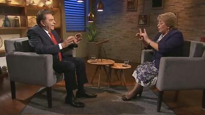 Bachelet: Cometí errores importantes