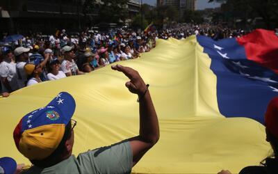 ¿Quiénes son los manifestantes en Venezuela y cuáles son sus razones par...