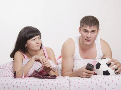 Si eres esposa, mamá, novia, hermana o hija de un fanático del fútbol, n...