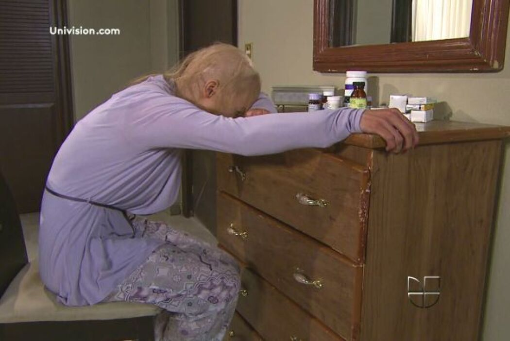 Lo que pareciá ser un dolor de cabeza normal se convirtió en su peor pes...