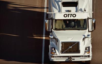 El camión de Otto recorrió 120 millas sin un tripulante hu...