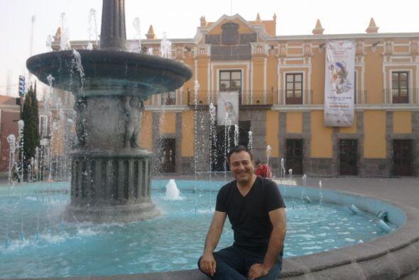 El teatro principal de Puebla, considerado el teatro más antiguo...