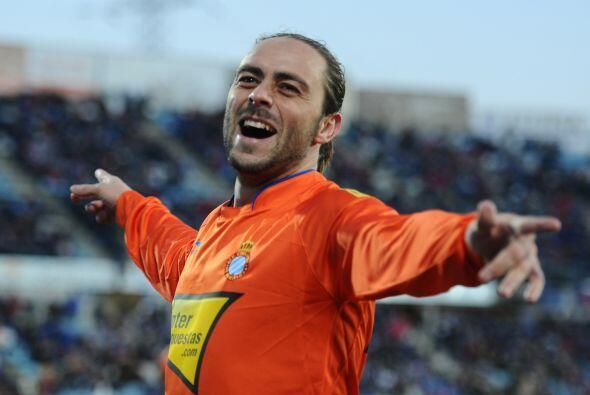 Espanyol se impuso al Getafe por 3-1.
